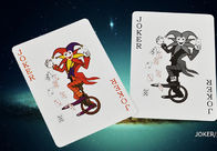Poker Cheating Yue Sing Paper Playing Cards / Marked Poker Cards