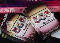 Narrow Regular Index Gamble Props Paper REVELOL DX Playing Cards
