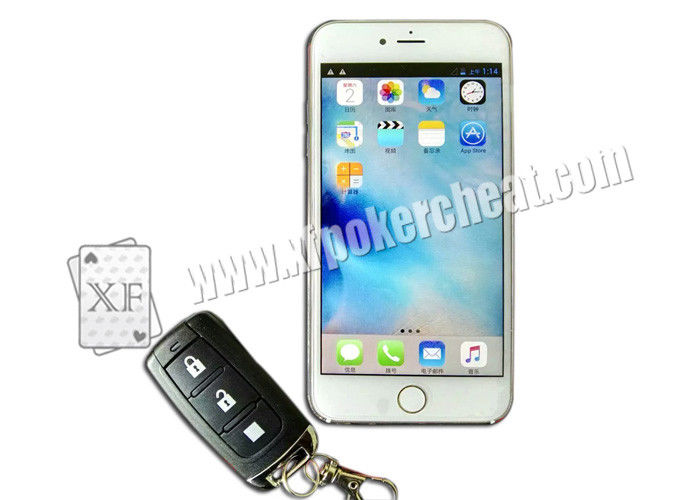 Golden Plastic Iphone 6 Plus Mobile Cards Exchanger Gambling Cheat Devices