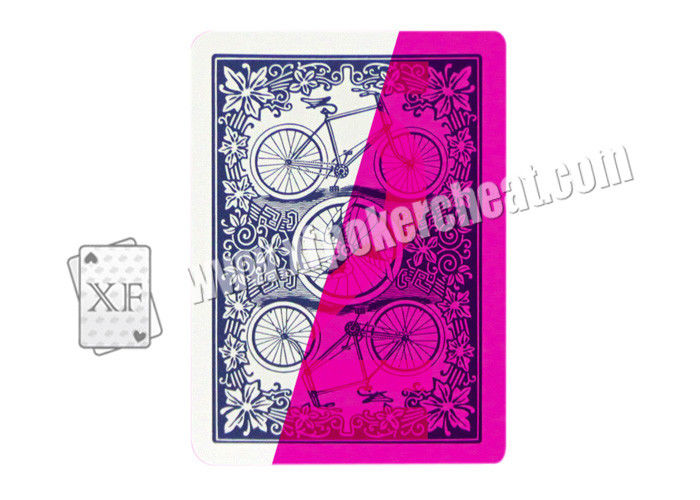American Bicycle Paper SPY Playing Cards 2 Index Marked Playing Cards ISO