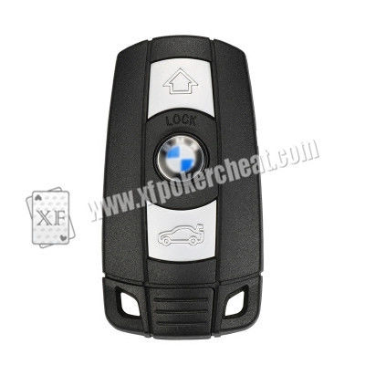 Car Key Spy Camera Side Marked Cards Forecast Poker Cheat Tools