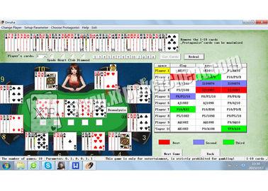 Програмное обеспечение анализа покера