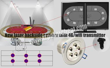 Блок развертки игральной карты камеры задней стороны лазера белых светов с передатчиком 4г Вифи